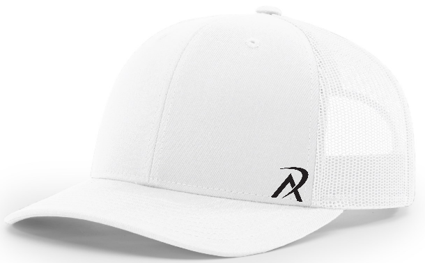 REALI White/White  Snap Back
