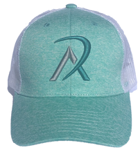 REALI Heather Green Snap Back