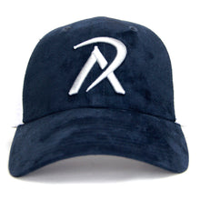 NW0001 - REALI-Suede Hat Snapback Navy