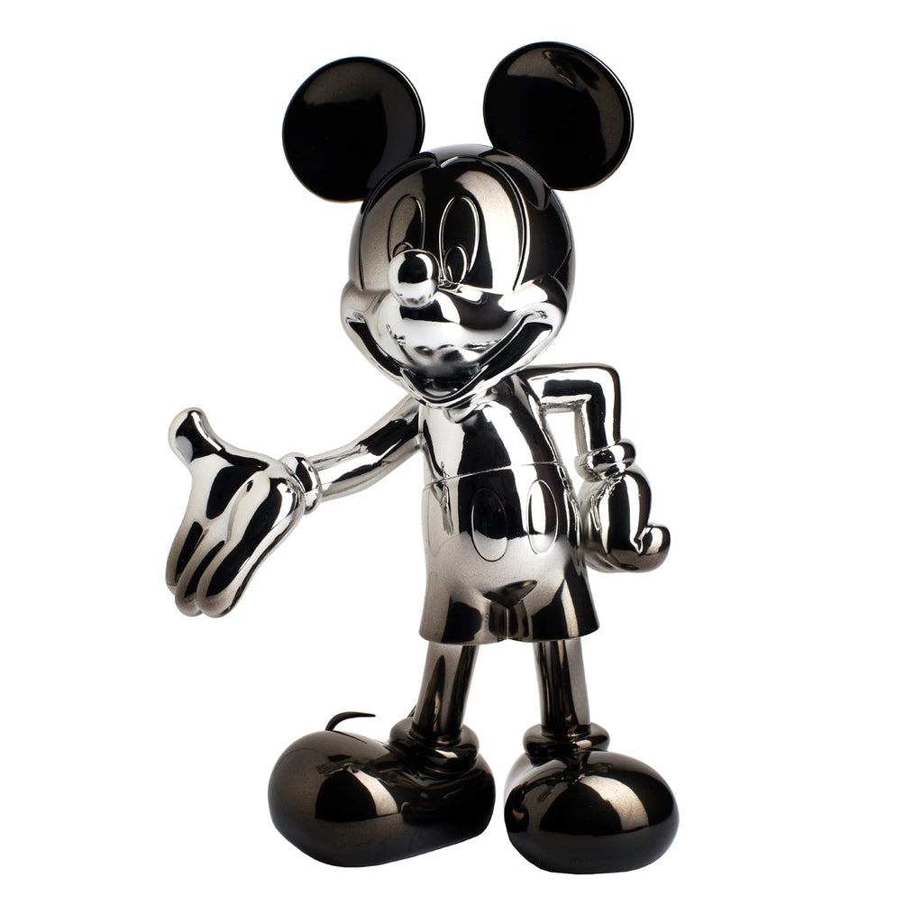 LEBLON MICKEY DEGRADE SILVER AND BLACK