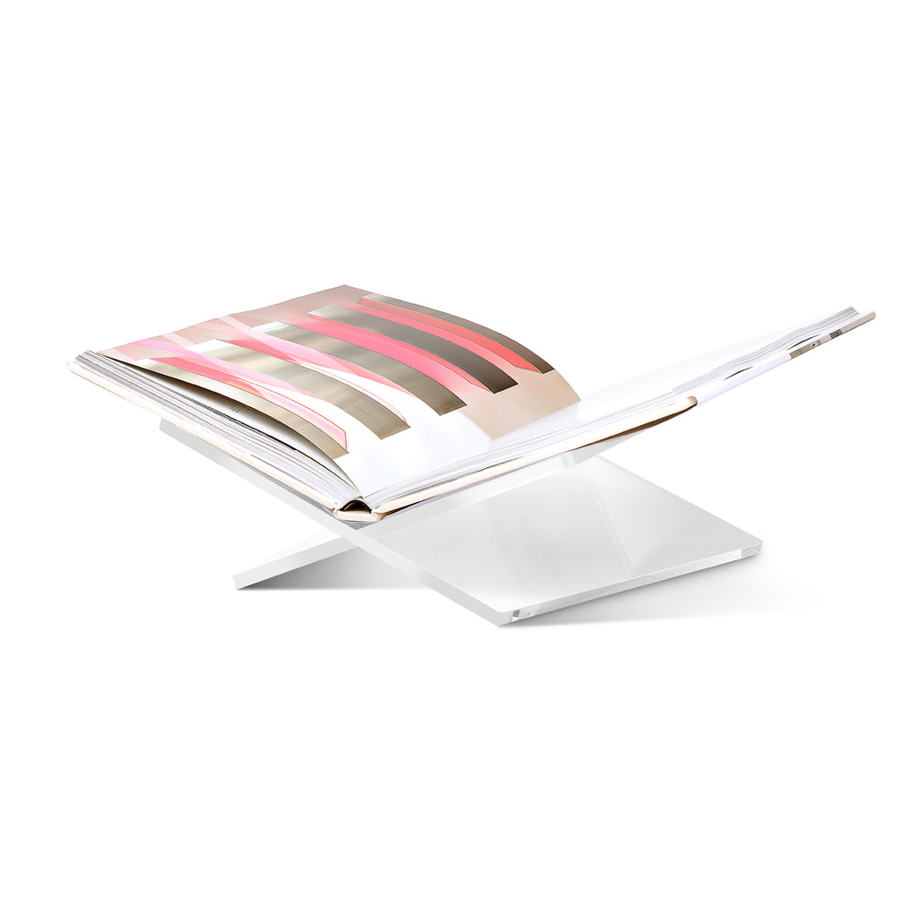 A Bookstand (Clear)