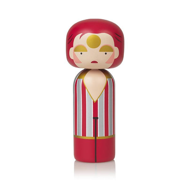 בובת Ziggy Stardust Doll