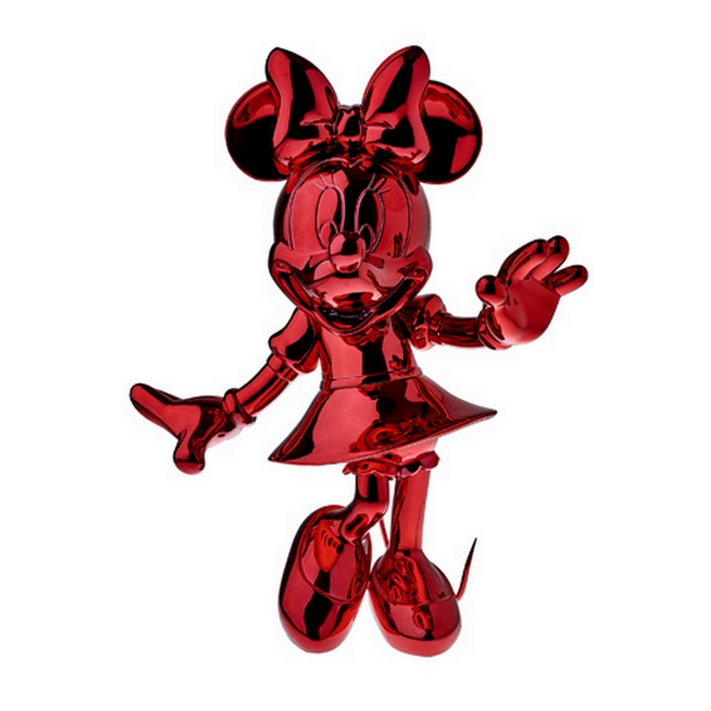 LEBLON MINNIE CHROMED RED