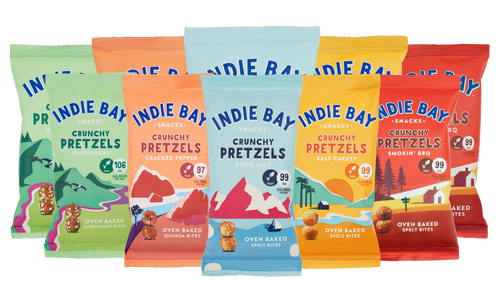 Pretzel Bites Sample Box