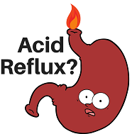 How I cured my acid reflux and ulcers...