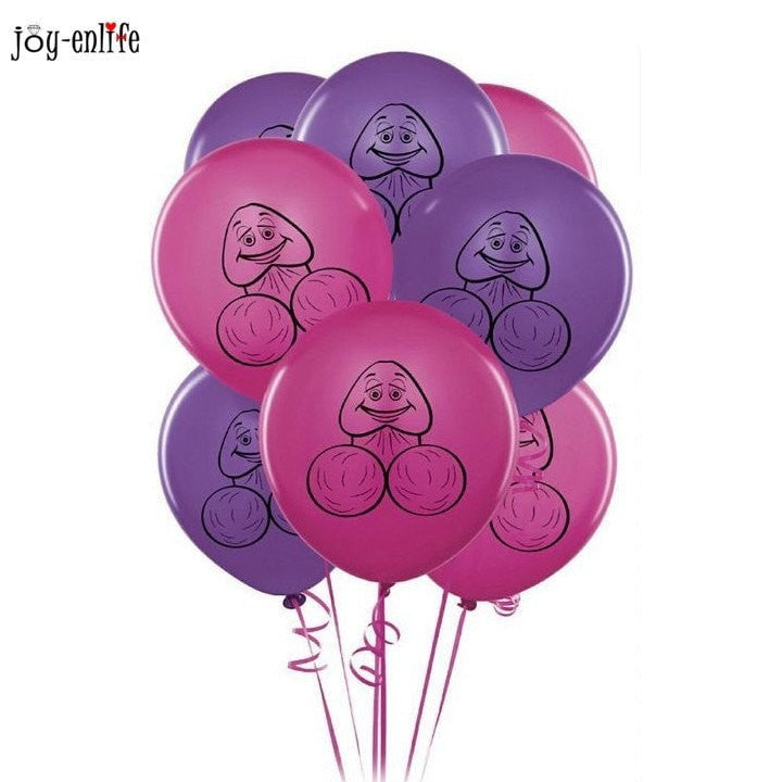 Dick balloons - dicksbymail - bag of dicks - hens night - dicksbyclicks