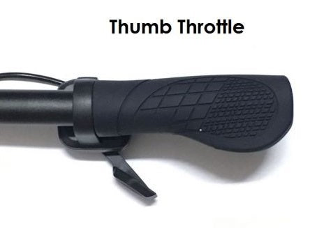 Wuxing 108X Finger / Thumb Throttle