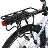 Bicycle Rear Rack Seatpost Mount Quick Release Max 75KG