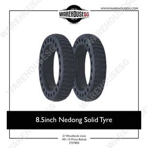 8.5inch Nedong Solid Tyre