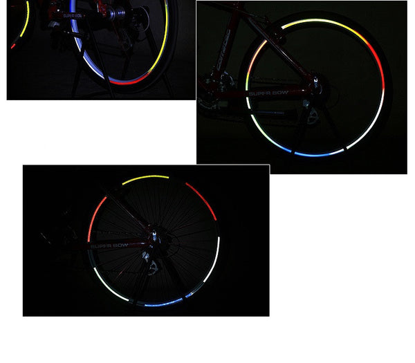 MTBicycle Rim Sticker
