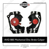 AVID BB5 Mechanical Disc Brake Caliper