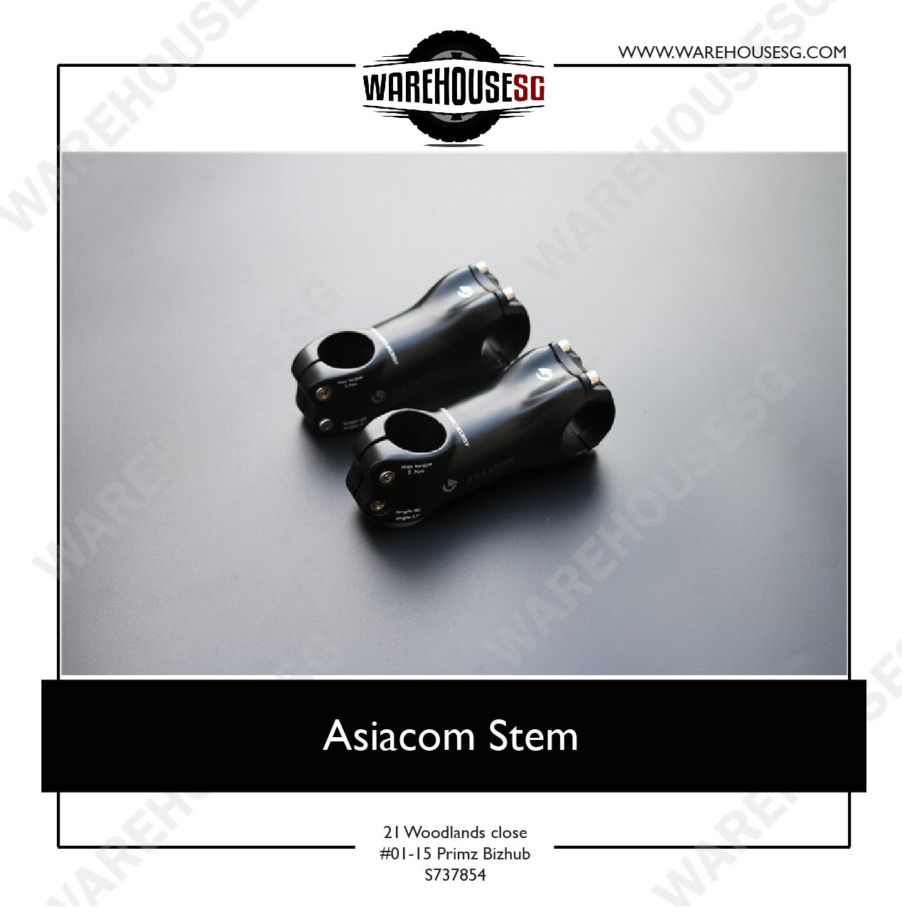 Asiacom Stem