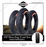 CST Rhino King 12 inch Tyre
