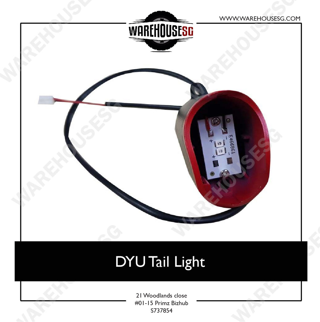 DYU Tail Light
