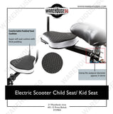 Electric Scooter Child Seat / Kid Seat