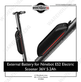 Segway Original External Battery for Ninebot ES2 Electric Scooter 36V 5.2Ah