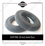 FHTYRE 10 INCH SOLID TYRE