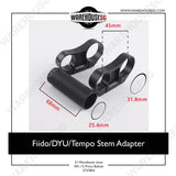 Fiido/DYU/Tempo Stem Adapter