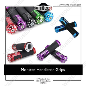 Monster Handlebar Grips