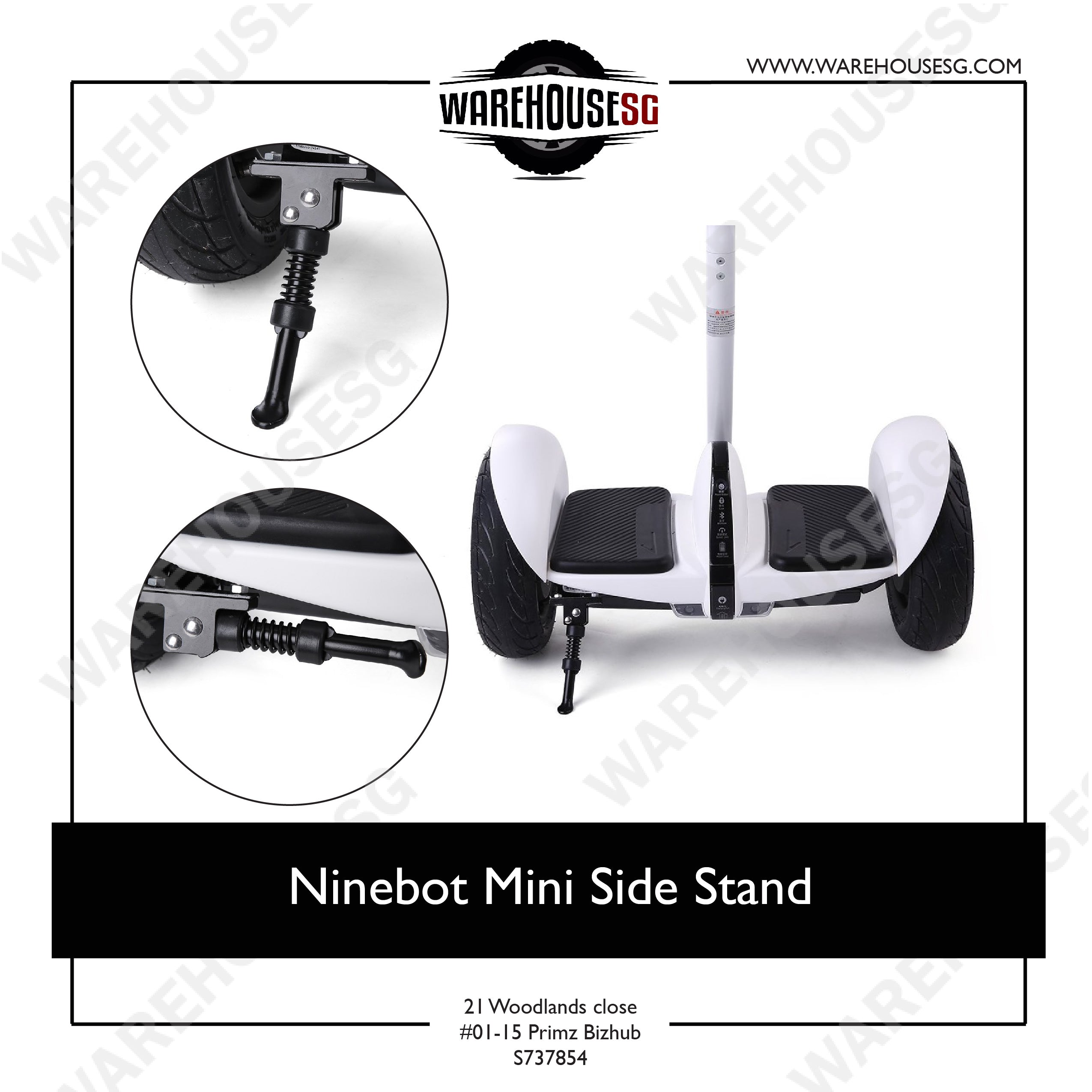 Ninebot Mini Side Stand