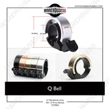 Q Bell for Bicycle / E-scooter