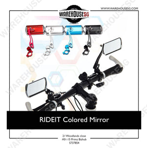 RIDEIT Colored Mirror