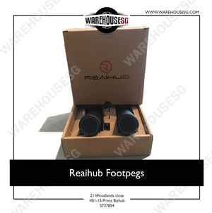 Reaihub Footpegs