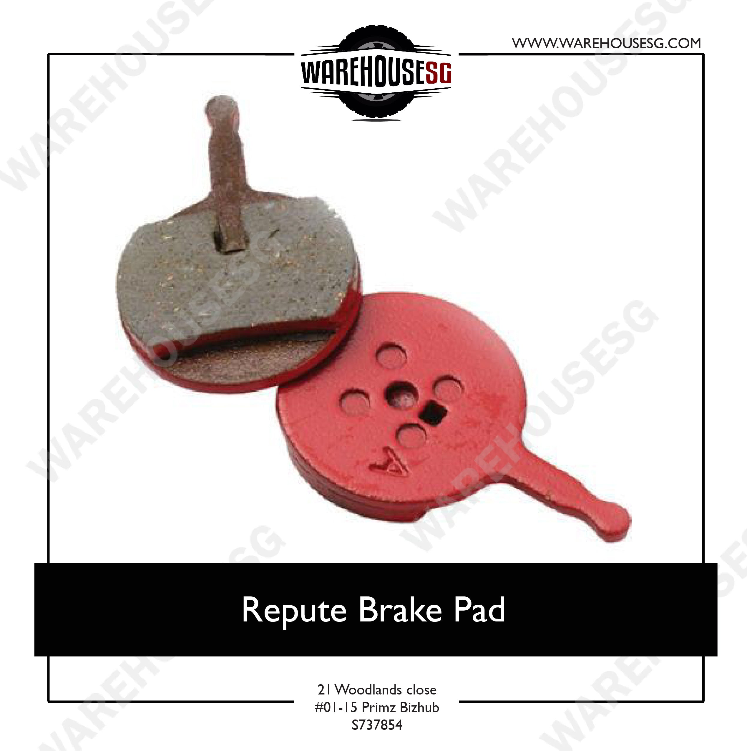 Repute Brake Pad