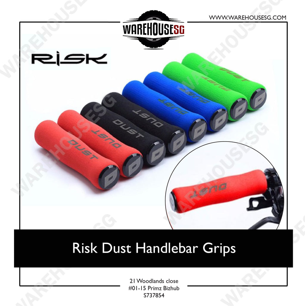 Risk Dust Handlebar Grips