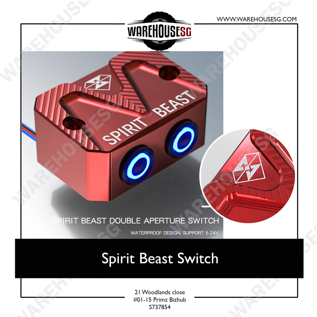 Spirit Beast Switch