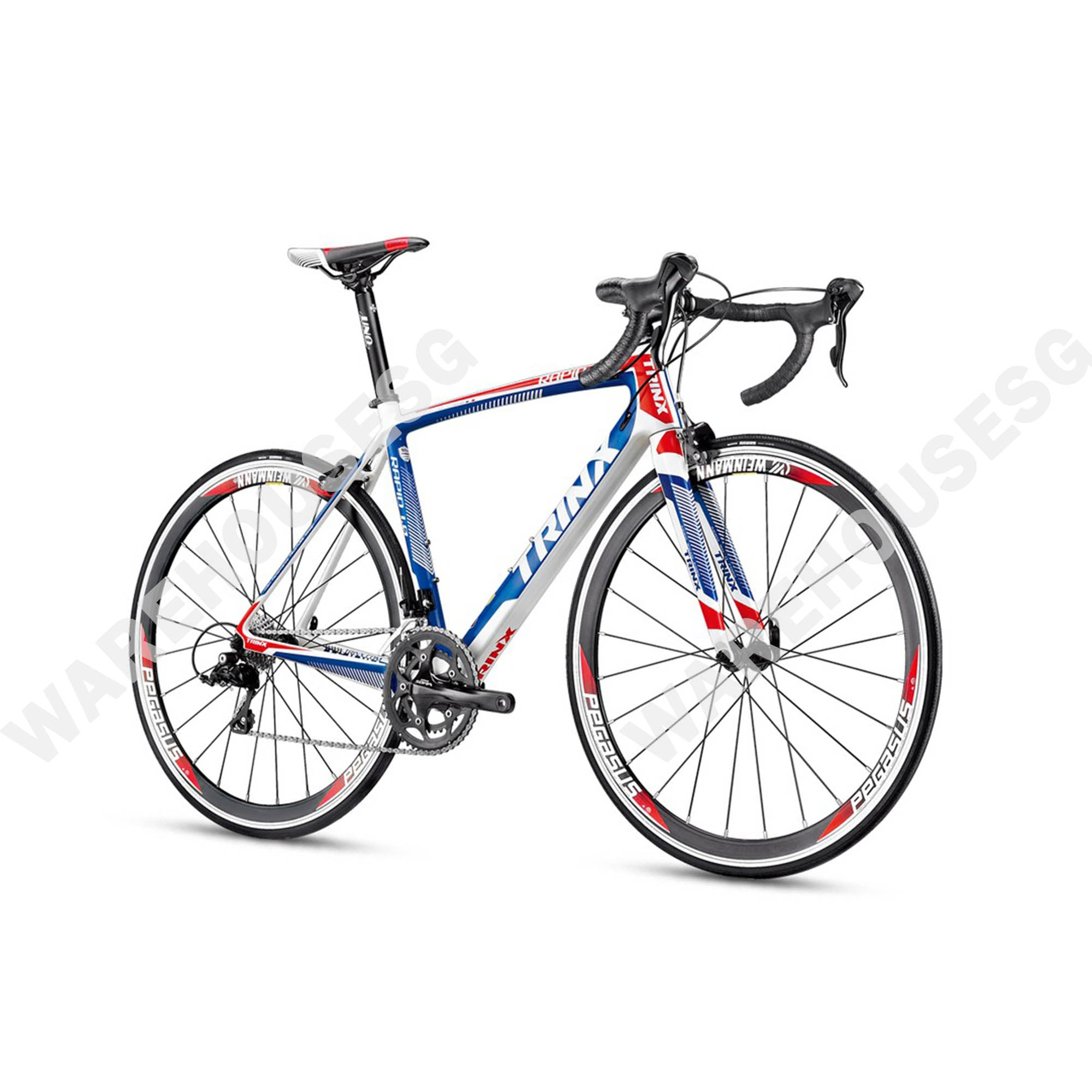 TRINX Rapid 1.0 700C Premium Road Bike