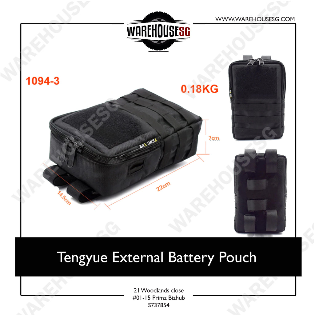 Tengyue External Battery Pouch