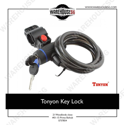 Tonyon Key Lock
