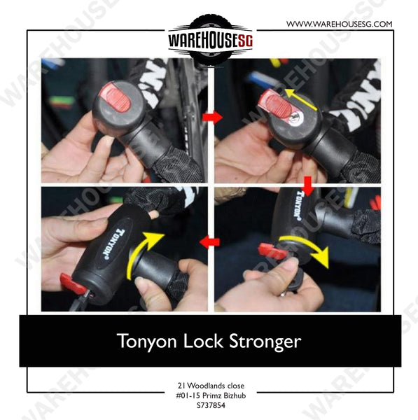 Tonyon Lock Stronger