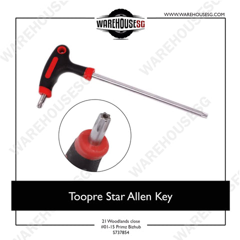 Toopre Star Allen Key