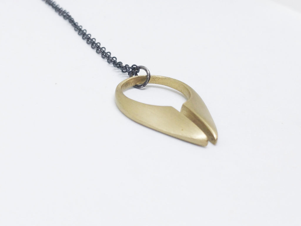 Medium Lacuna Necklace