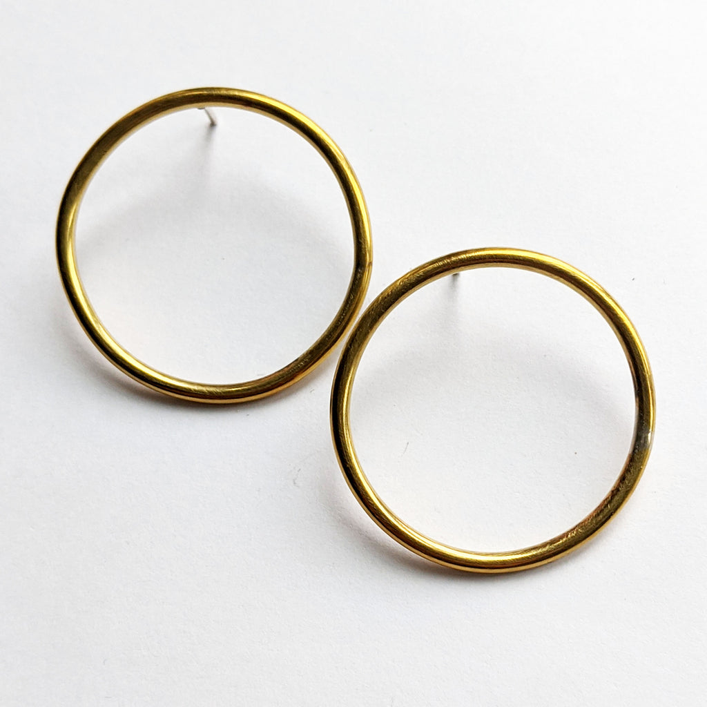 Hoops Earrings