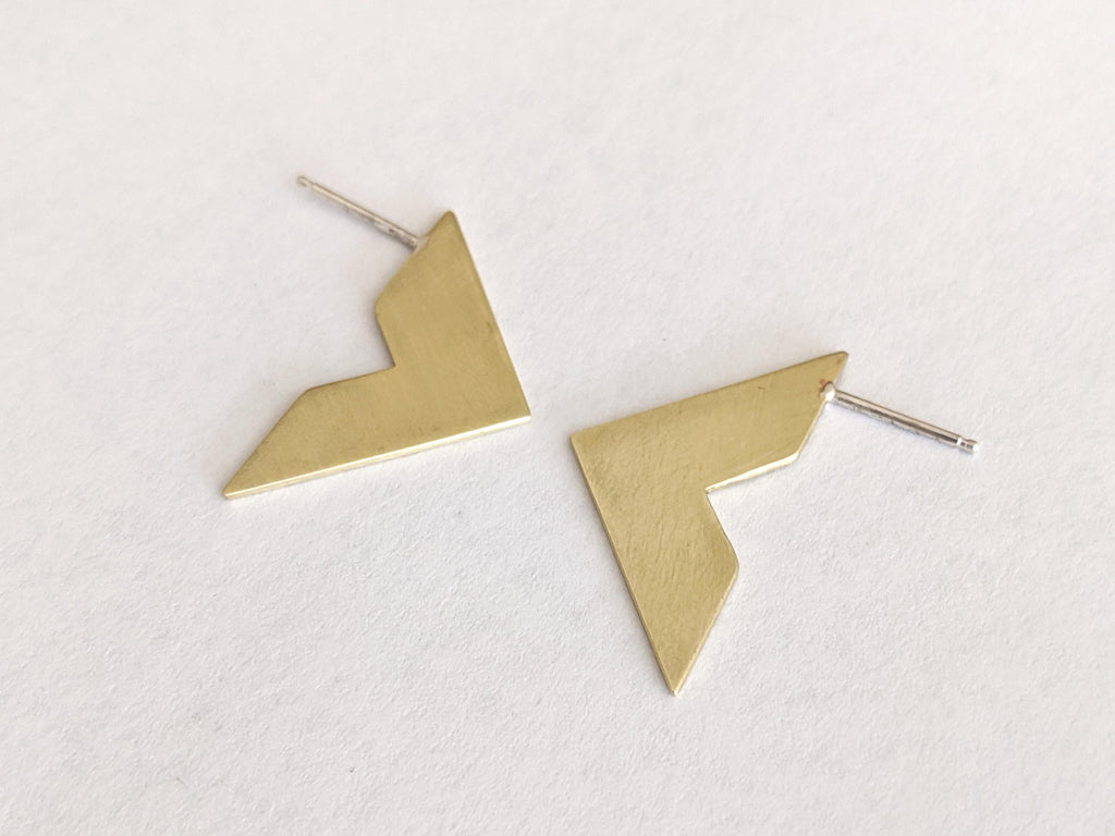 Angle-y Earrings