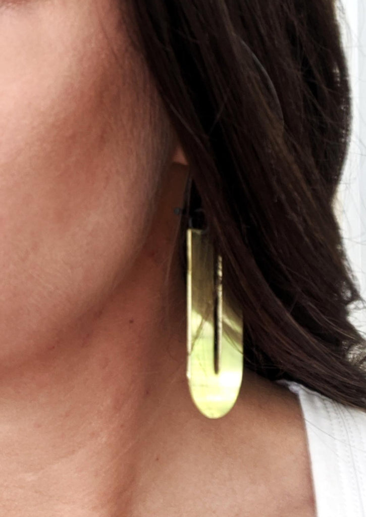 Worthy Statement Earrings