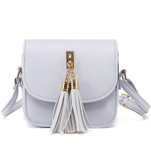 Vogue Star! Small Chains Tassel Handbag