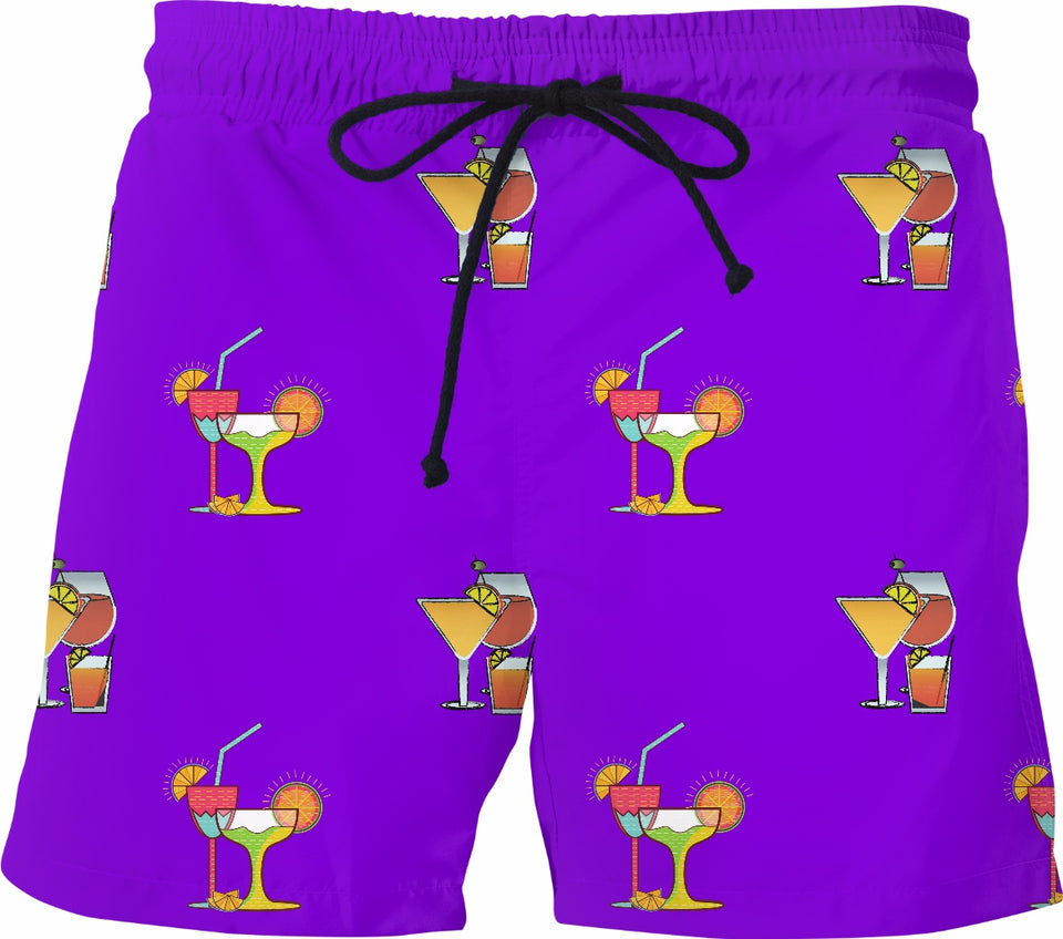 THIRSTY? Swim Shorts