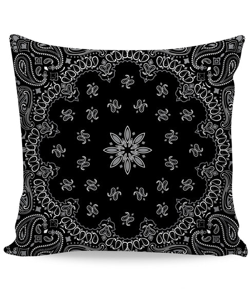Bandana Couch Pillow - ontothenext.design