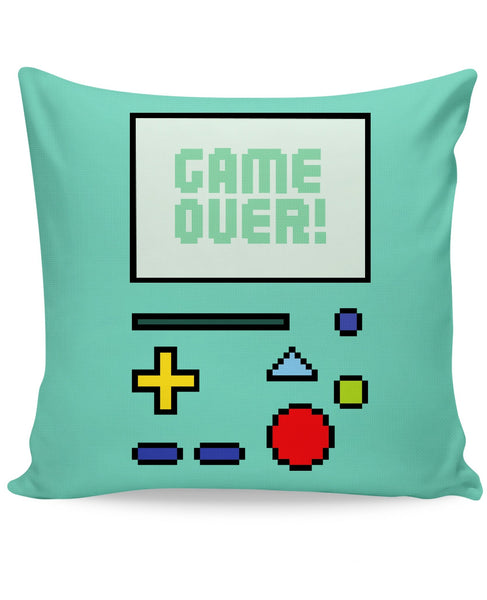 Game Over BMO Couch Pillow - ontothenext.design