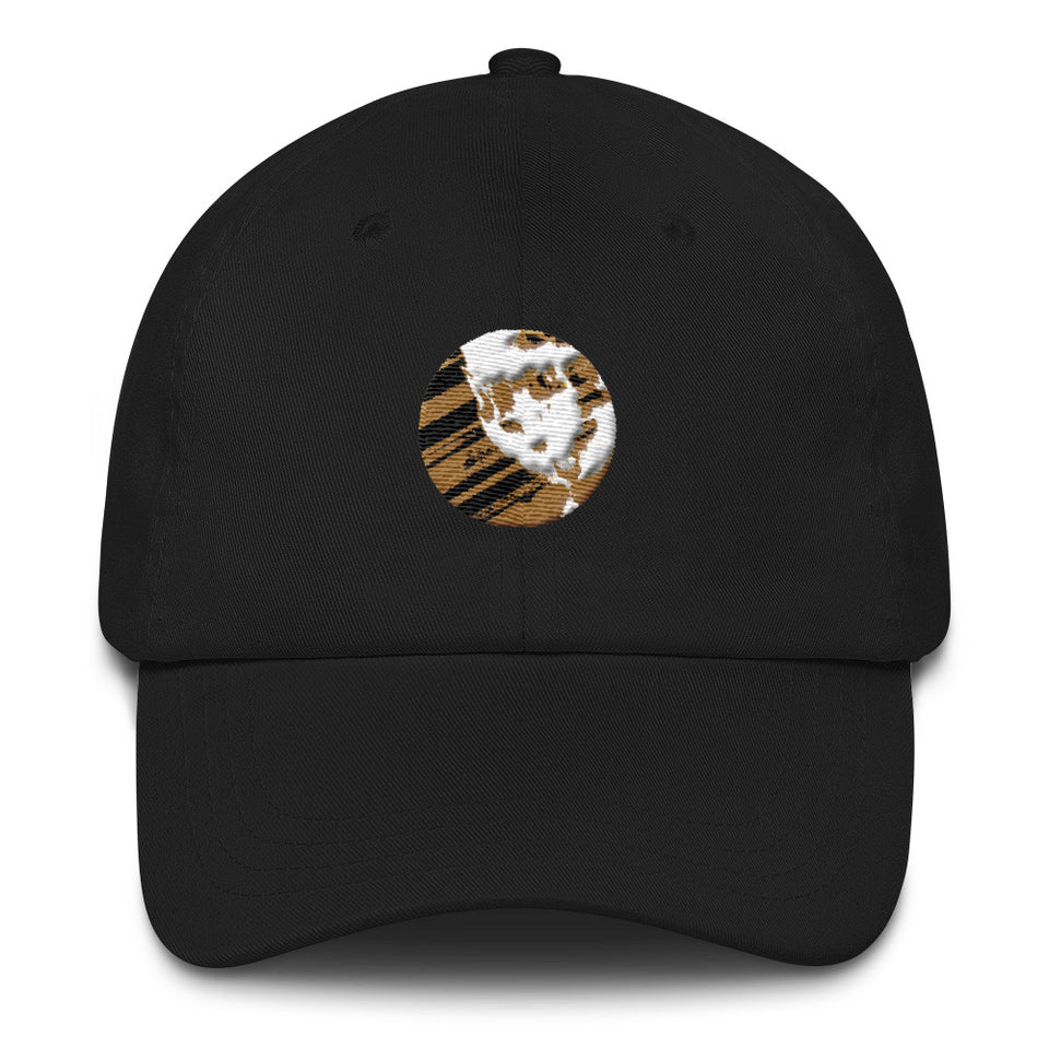 """Kibby Cat"" Dad hat - ontothenext.design"