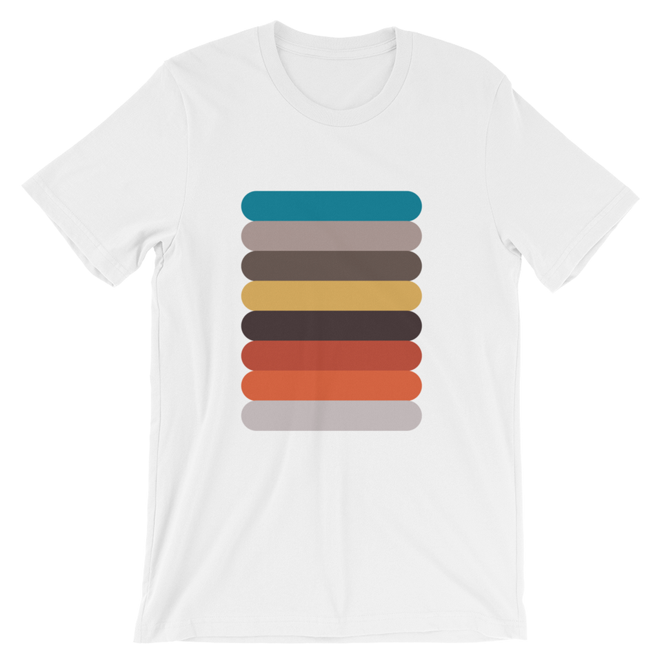 """Sunset Colors"" T-Shirt - ontothenext.design"