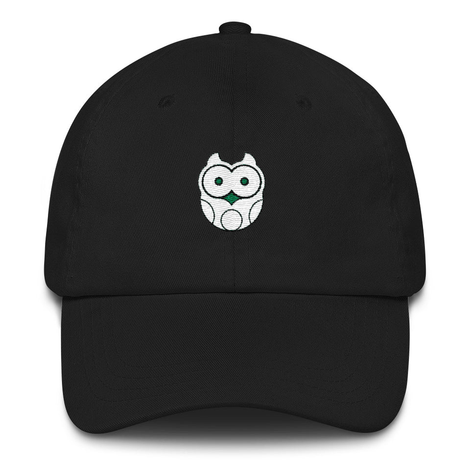 """RadOwl"" Dad hat - ontothenext.design"