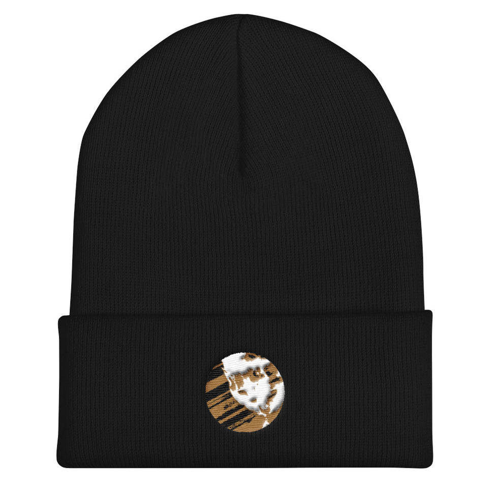 """Kibby Cat"" Beanie - ontothenext.design"