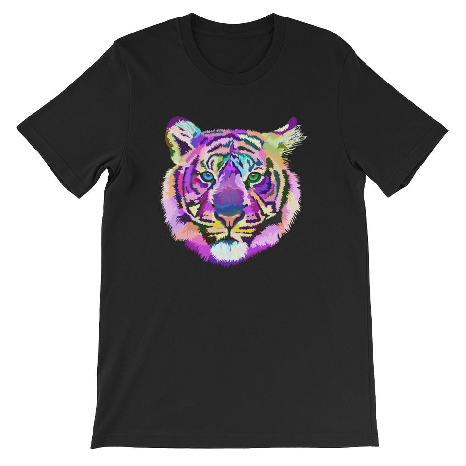 Popart Tiger T-Shirt
