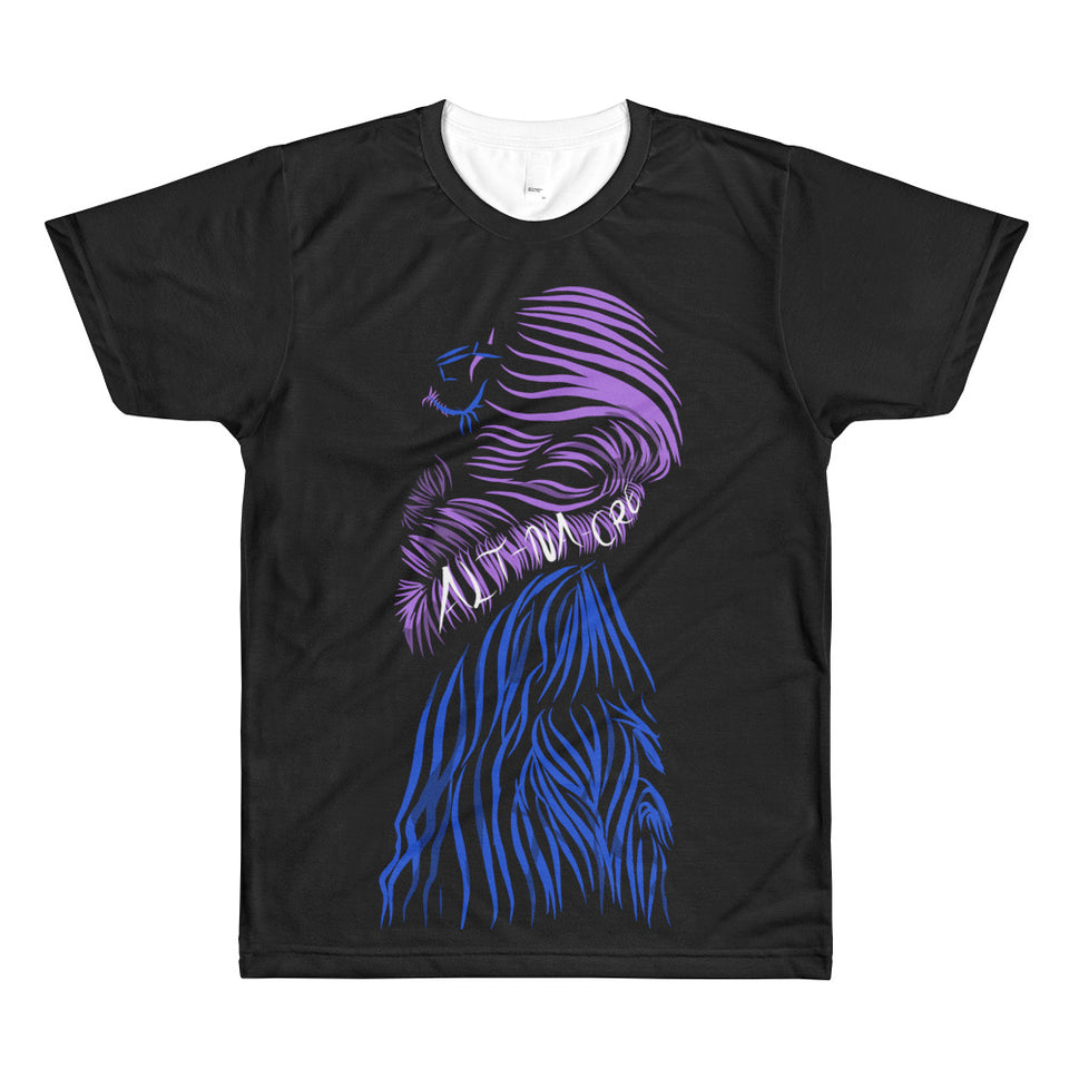 Howling at the Moon T-Shirt - ontothenext.design