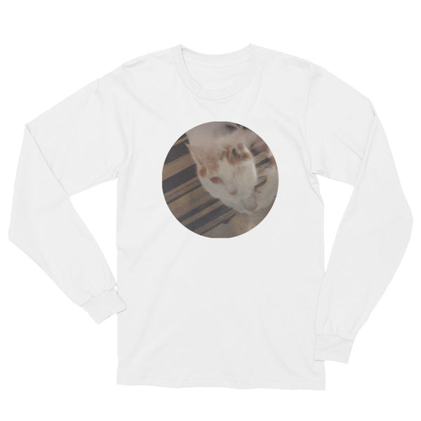 """Kibby Cat"" Long Sleeve T-Shirt"